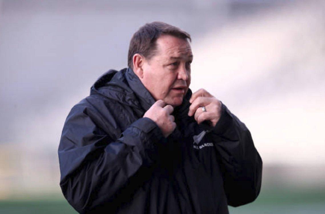 all blacks steve hansen va prendre sa retraite rugby international xv de départ 15