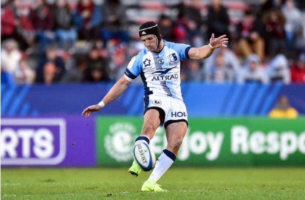 top 14 montpellier goosen absent 6 semaines rugby france xv de départ 15