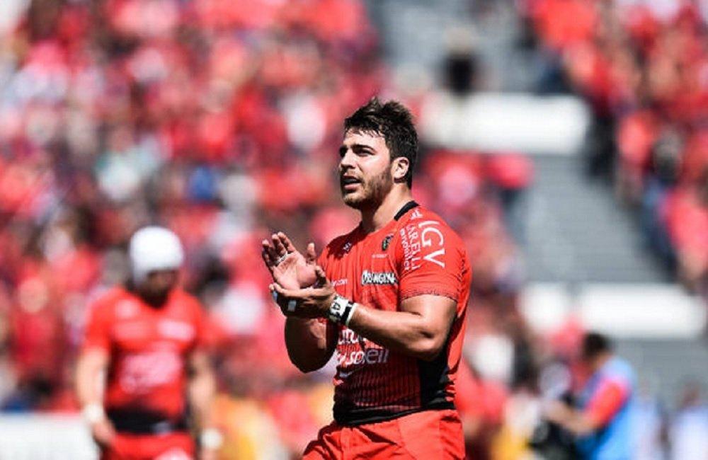 top 14 toulon facundo isa prolonge rugby france xv de départ 15