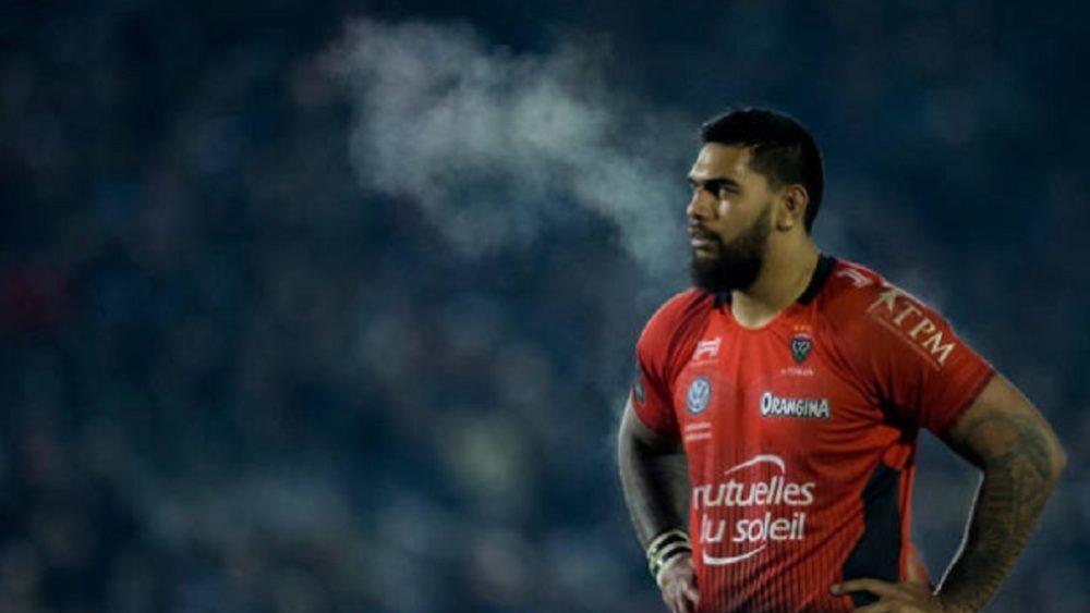 top 14 toulon taofifenua suspendu 6 semaines rugby france xv de départ 15