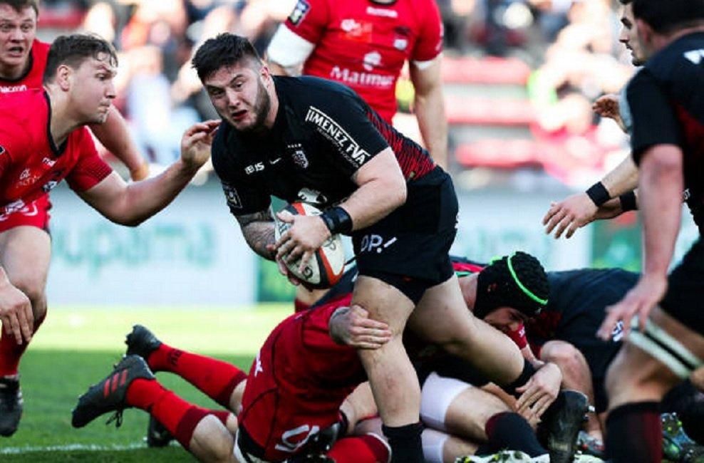 top 14 toulouse cyril baille de retour à la compétition rugby france xv de départ 15