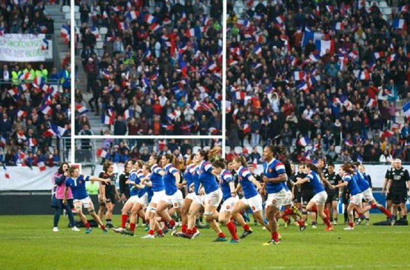 bleues 29 joueuses pour préparer le tournoi des 6 nations rugby france xv de départ 15