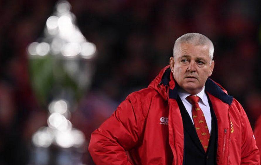lions une nouvelle tournée pour warren gatland rugby international xv de départ 15