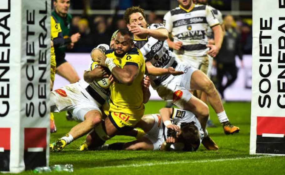 top 14 clermont reste leader rugby france xv de départ 15