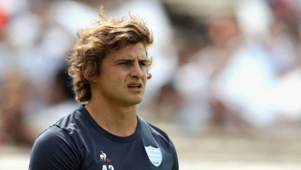 top 14 racing 92 pat lambie met un terme à sa carrière rugby france xv de départ 15