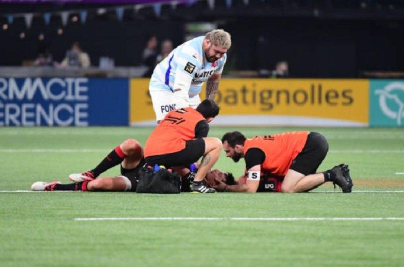 top 14 racing 92 tameifuna suspendu 4 semaines rugby france xv de départ 15