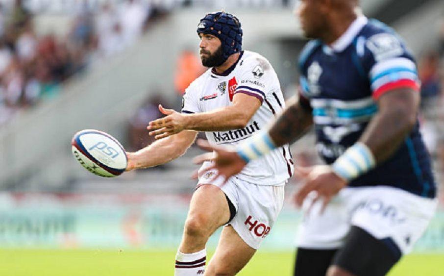 top 14 ubb julien rey s'en va rugby france xv de départ 15