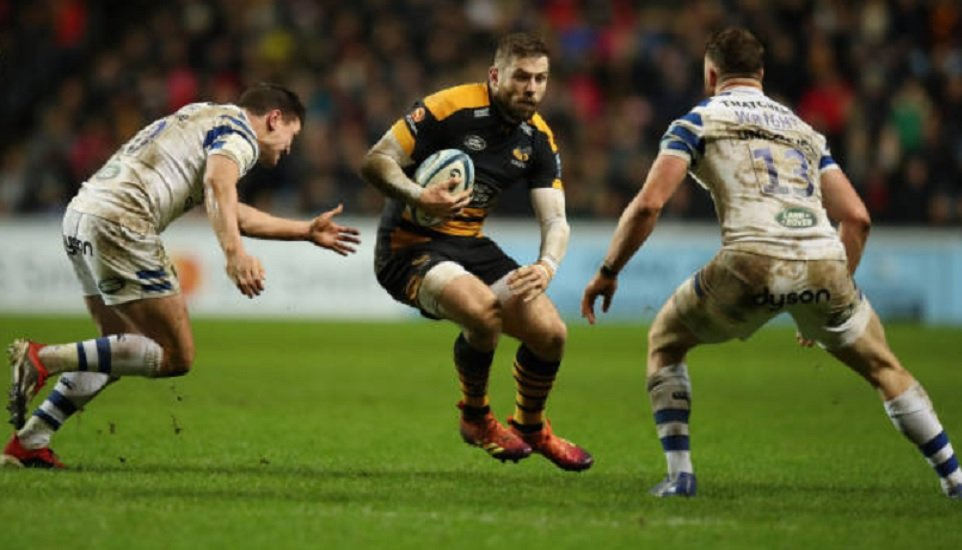 angleterre elliot daly quitte les wasps rugby international xv de départ 15