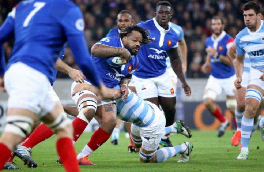 bleus mathieu bastareaud de retour rugby france 6 nations xv de départ 15