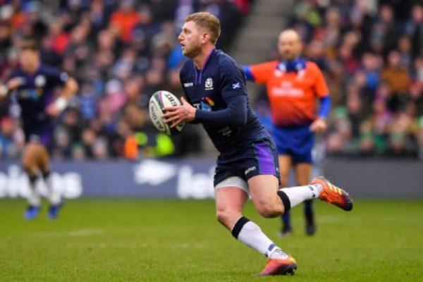 ecosse finn russell forfait rugby 6 nations xv de départ 15