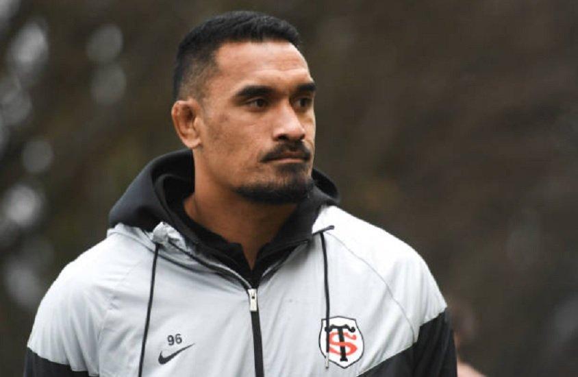 top 14 toulouse kaino absent trois semaines rugby france xv de départ 15