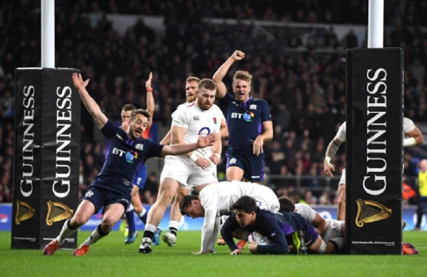 surprise à twickenham rugby 6 nations xv de départ 15
