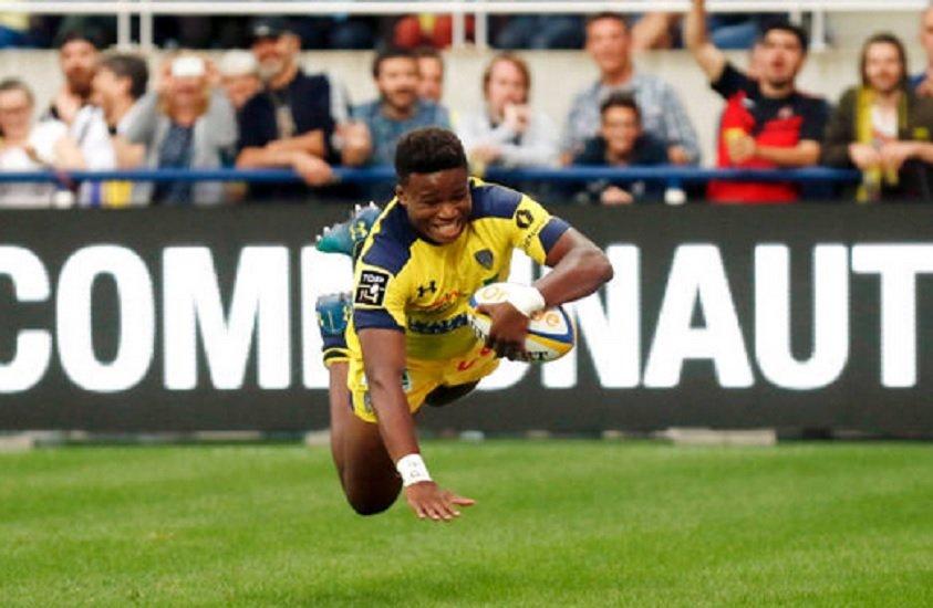 top 14 clermont fin de saison pour samuel ezeala rugby france xv de départ 15