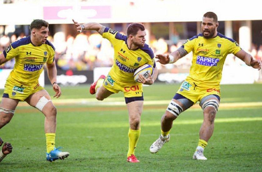 top 14 clermont s'impose dans la douleur rugby france xv de départ 15