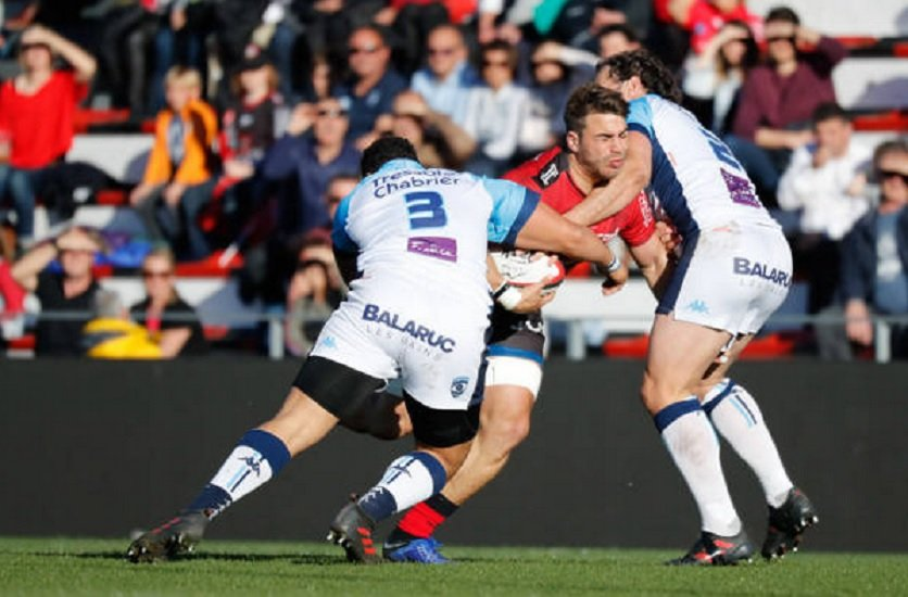 top 14 montpellier a trouvé la faille à toulon rugby france xv de départ 15
