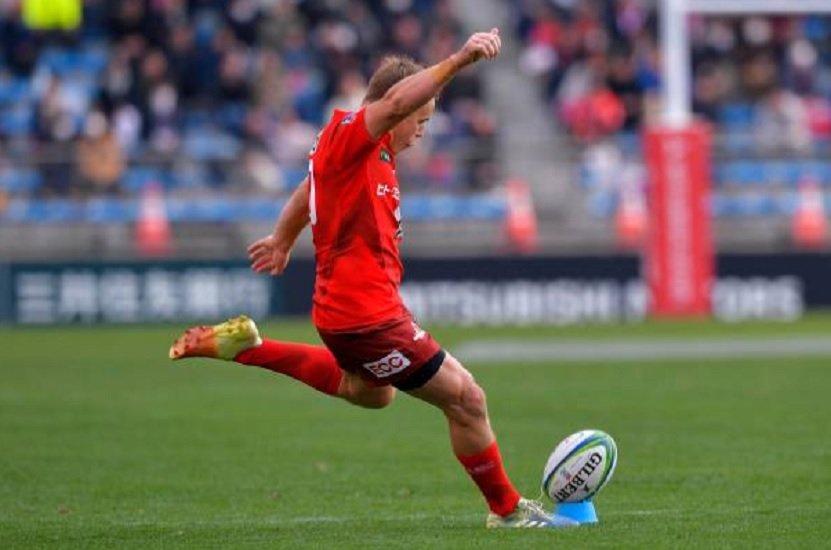 insolite buzz l'incroyable coup de pied d'hayden parker rugby france xv de départ 15