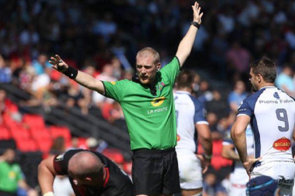 top 14 23ème journée arbitres et programmation tv rugby france xv de départ 15