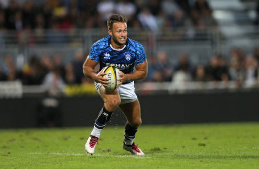 top 14 agen loris tolot prolonge rugby france xv de départ 15