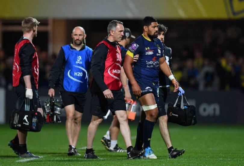 top 14 clermont fritz lee ménagé cette semaine rugby france xv de départ 15