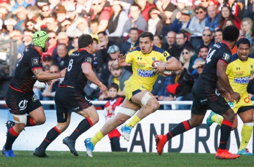 top 14 clermont saison terminée pour alexandre fischer rugby france xv de départ 15