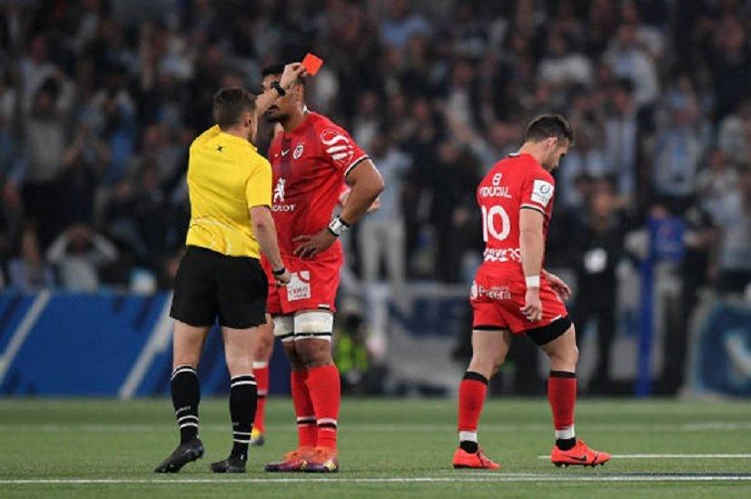 top 14 toulouse zack holmes de retour face à clermont rugby france xv de départ 15