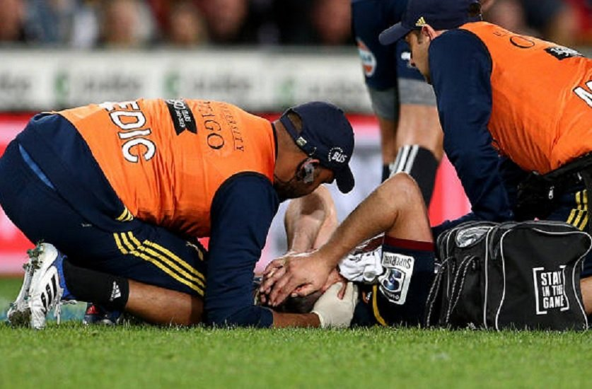 all blacks ben smith absent 6 à 8 semaines rugby international xv de départ 15