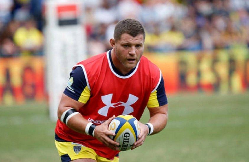 clermont benjamin kayser met un terme à sa carrière rugby france xv de départ 15