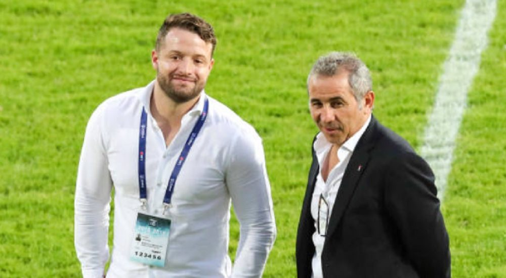 top 14 les présidents de Biarritz et de Bayonne en sont presque venus aux mains rugby france xv de départ 15