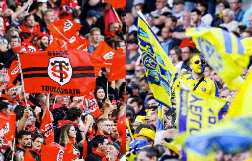 top 14 toulouse vs clermont le choc des titans rugby france xv de départ 15