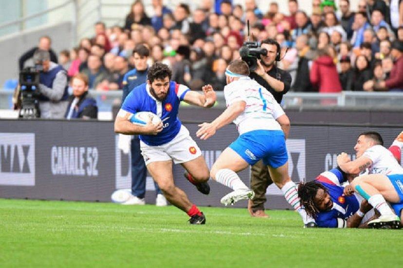 bleus falgoux forfait pour le mondial rugby france xv de départ 15