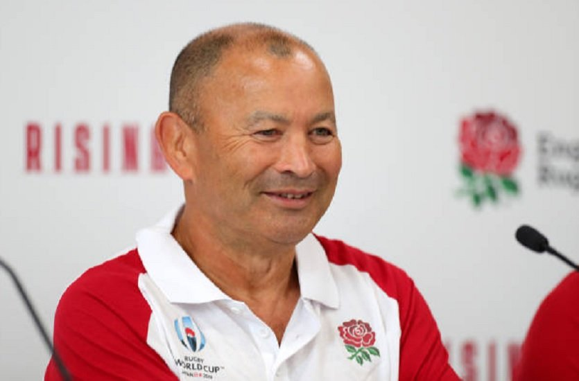 angleterre eddie jones dévoile son groupe pour le mondial rugby international xv de départ 15