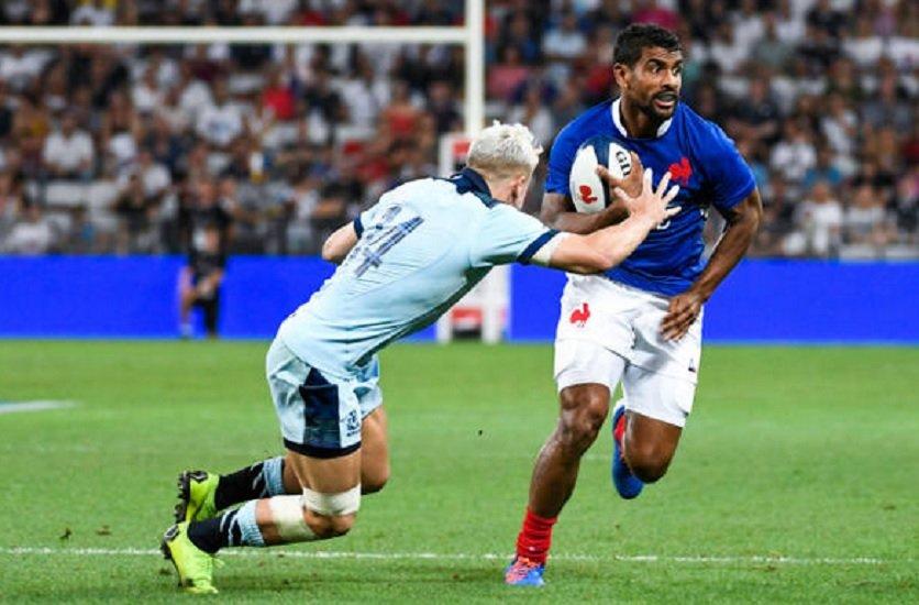 bleus guitoune remplace fofana en écosse rugby france xv de départ 15
