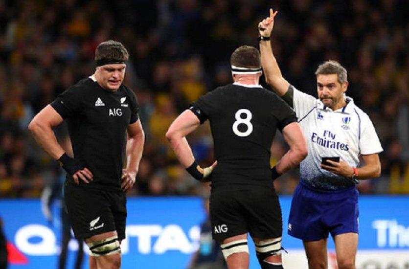 international jérôme garcès l'homme qui a osé rugby all blacks xv de départ 15
