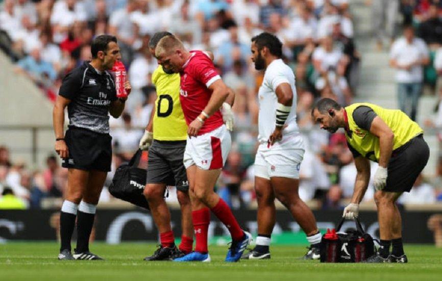 pays de galles gareth anscombe forfait pour le mondial rugby international xv de départ 15