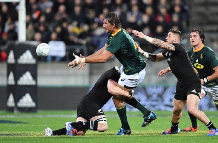 afrique du sud eben etzebeth privé de mondial rugby international xv de départ 15