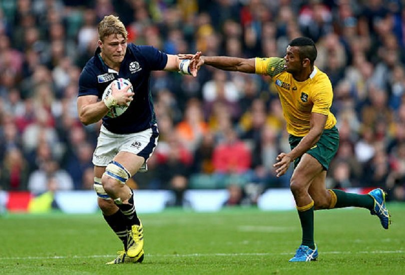 ecosse david denton met un terme à sa carrière à 29 ans rugby xv de départ 15