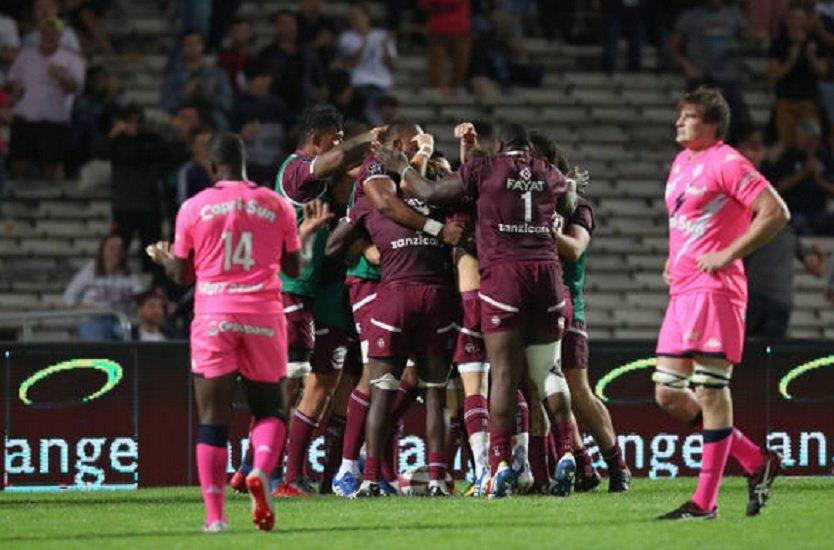 vidéo en tenue les bordelais fêtent la victoire au milieu des supporters rugby france xv de départ 15