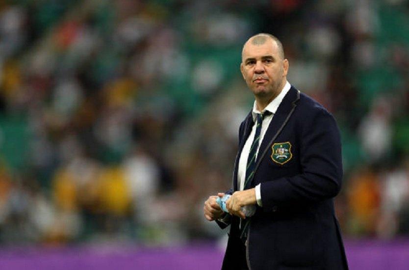 australie cheika quitte les wallabies rugby coupe du monde xv de départ 15