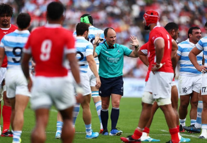 pays de galles vs france jaco peyper au sifflet rugby coupe du monde xv de départ 15