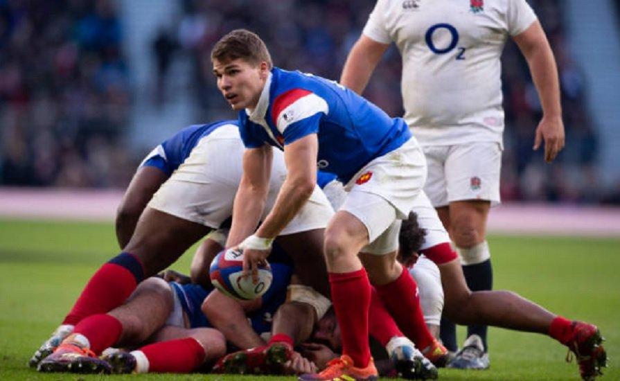 bleus le crunch à guichets fermés rugby 6 nations xv de départ 15