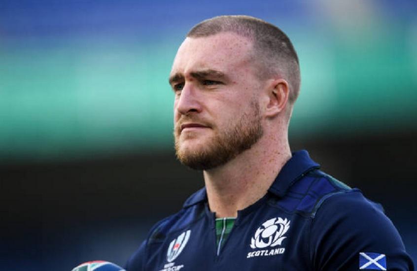 écosse stuart hogg nommé capitaine rugby international xv de départ 15