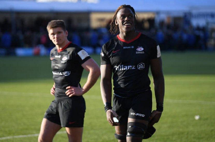 saracens vers une fuite des cerveaux rugby france xv de départ 15