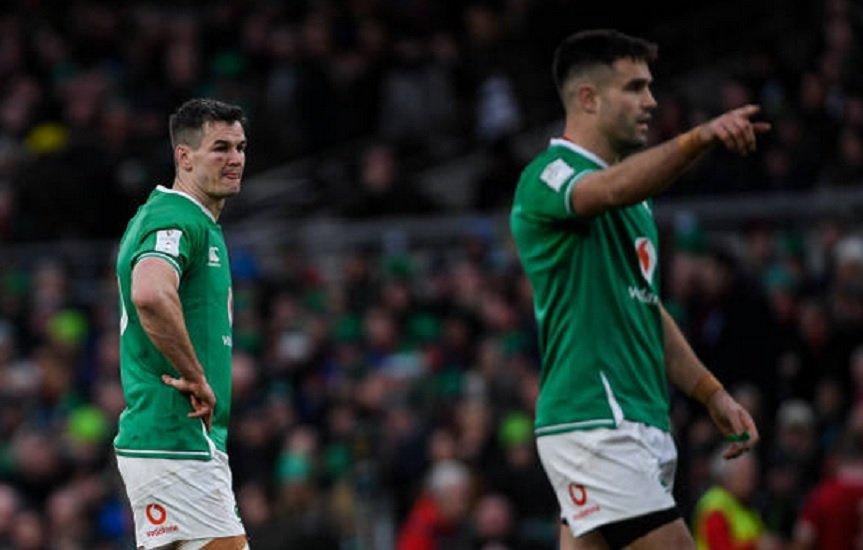 l'irlande sort l'artillerie lourde rugby 6 nations xv de départ 15