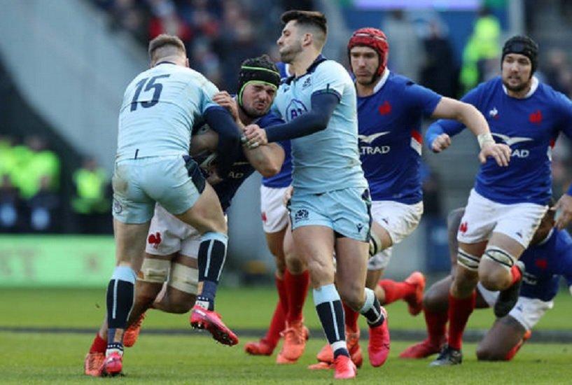 défaite et scénario catastrophe pour les bleus en écosse rugby 6 nations xv de départ