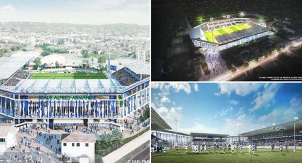 agen dévoile le projet d'un nouveau stade rugby france xv de départ 15