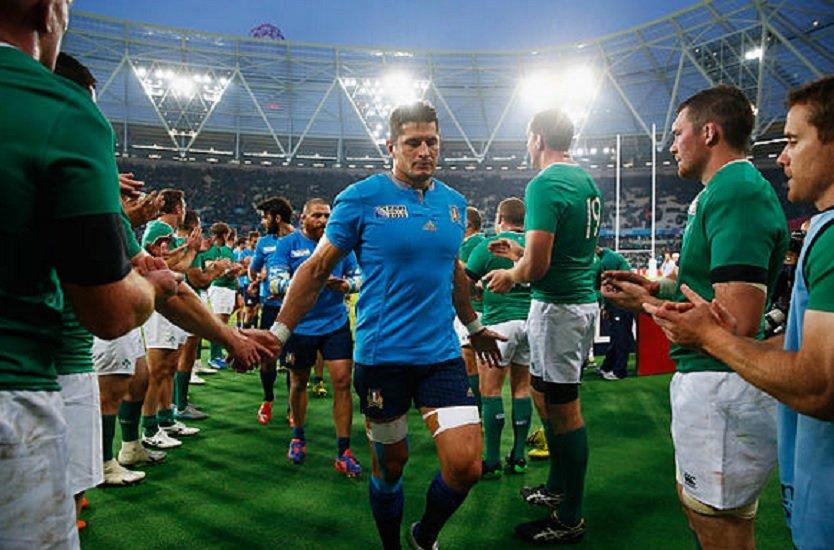 italie alessandro zanni prend sa retraite rugby france xv de départ 15