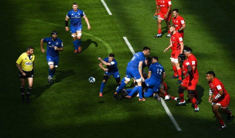 les rucks arbitrés plus sévèrement rugby international xv de départ 15