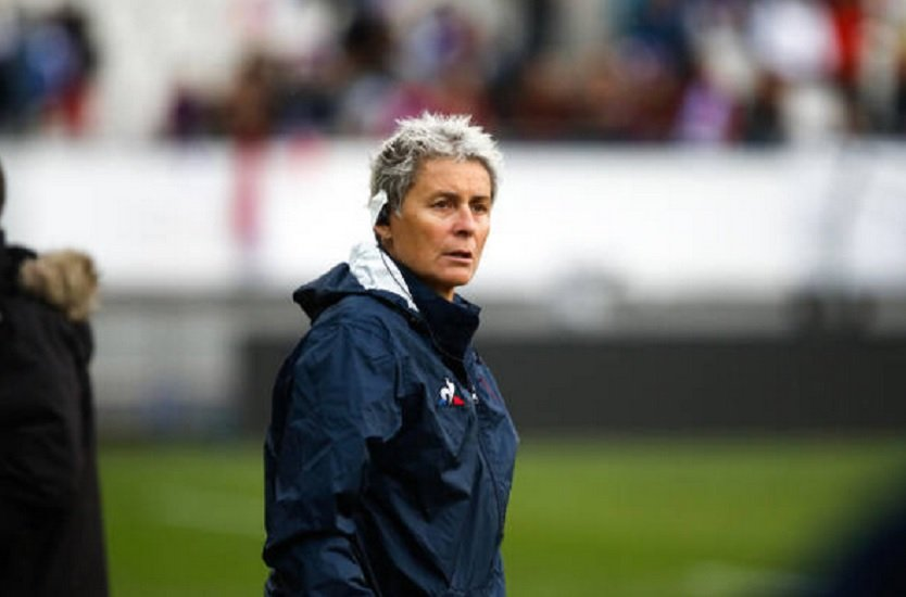 bleues annick hayraud convoque les mêmes joueuses rugby france xv de départ 15