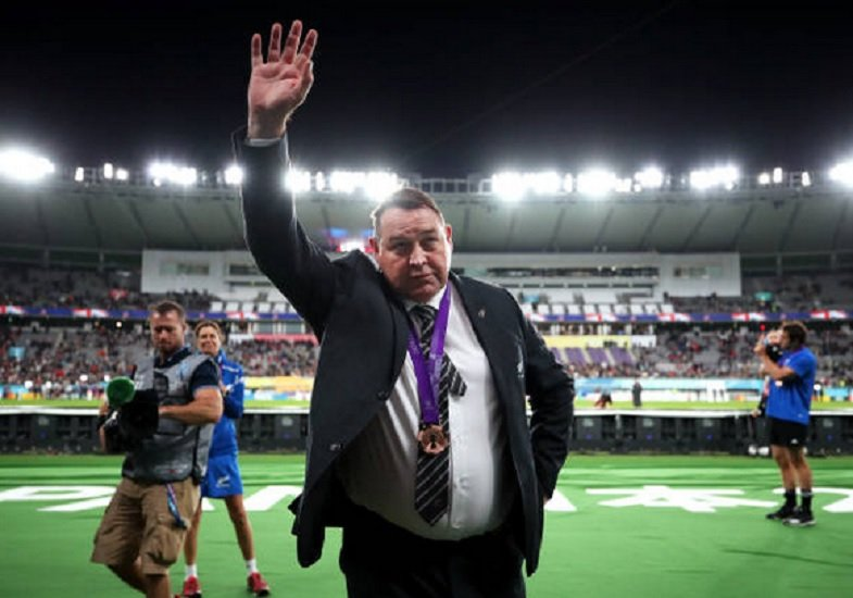 nouvelle-zélande steve hansen anobli rugby international xv de départ 15
