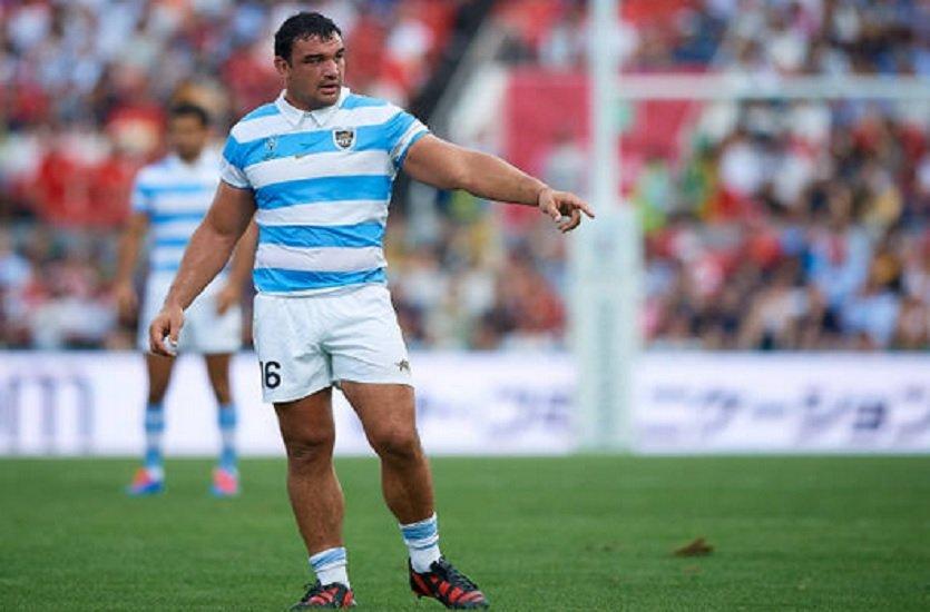transfert agustin creevy signe aux london irish rugby angleterre xv de départ 15